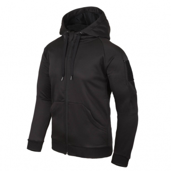 Helikon-Tex Urban Tactical Hoodie Fullzip - Black