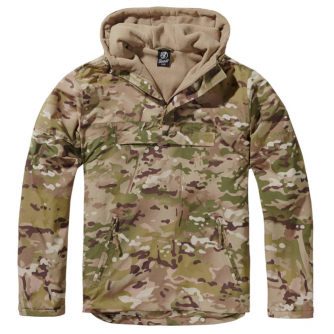 Brandit Windbreaker - Tactical Camo