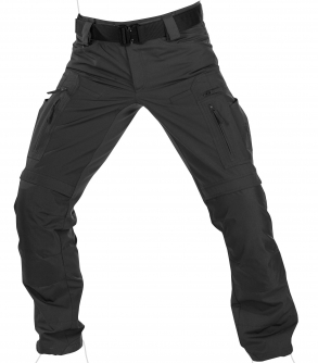 UF Pro P-40 All Terrain Tactical Pants Black Schwarz