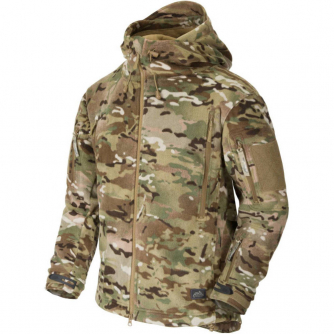Helikon-Tex Patriot Fleece Jacke - Camogrom