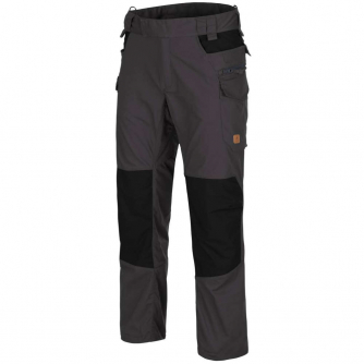 Helikon-Tex Pilgrim Pants DuraCanvas - Ash Grey / Black