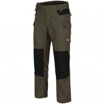 Helikon-Tex Pilgrim Pants DuraCanvas - Taiga Green / Black