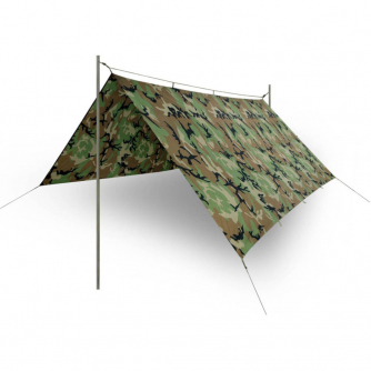 Helikon-Tex Supertarp - US Woodland