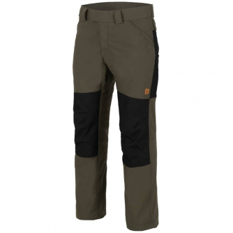 Helikon-Tex Woodsman Pants - Taiga Green / Black