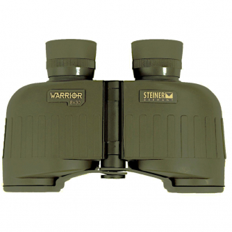 Steiner Warrior 8x30 Fernglas Military Jagd - Olive Green