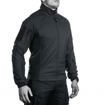 UF Pro Hunter FZ Gen. 2 Tactical Softshell Jacket - Schwarz Black