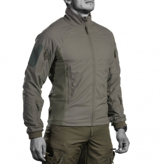 UF Pro Hunter FZ Gen. 2 Tactical Softshell Jacket - Steingrau-Oliv