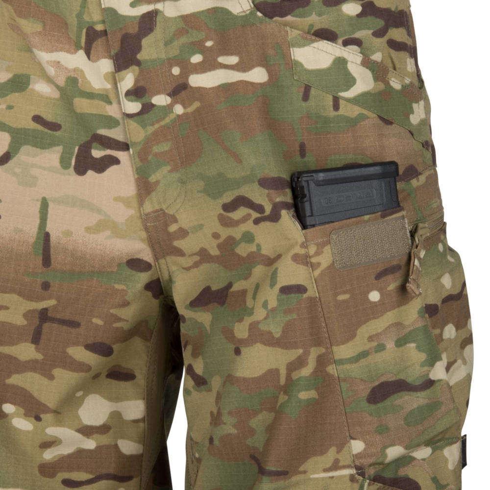 "Helikon-Tex Urban Tactical Shorts Flex 11/"" Men/'s Combat PenCott WildWood Camo"