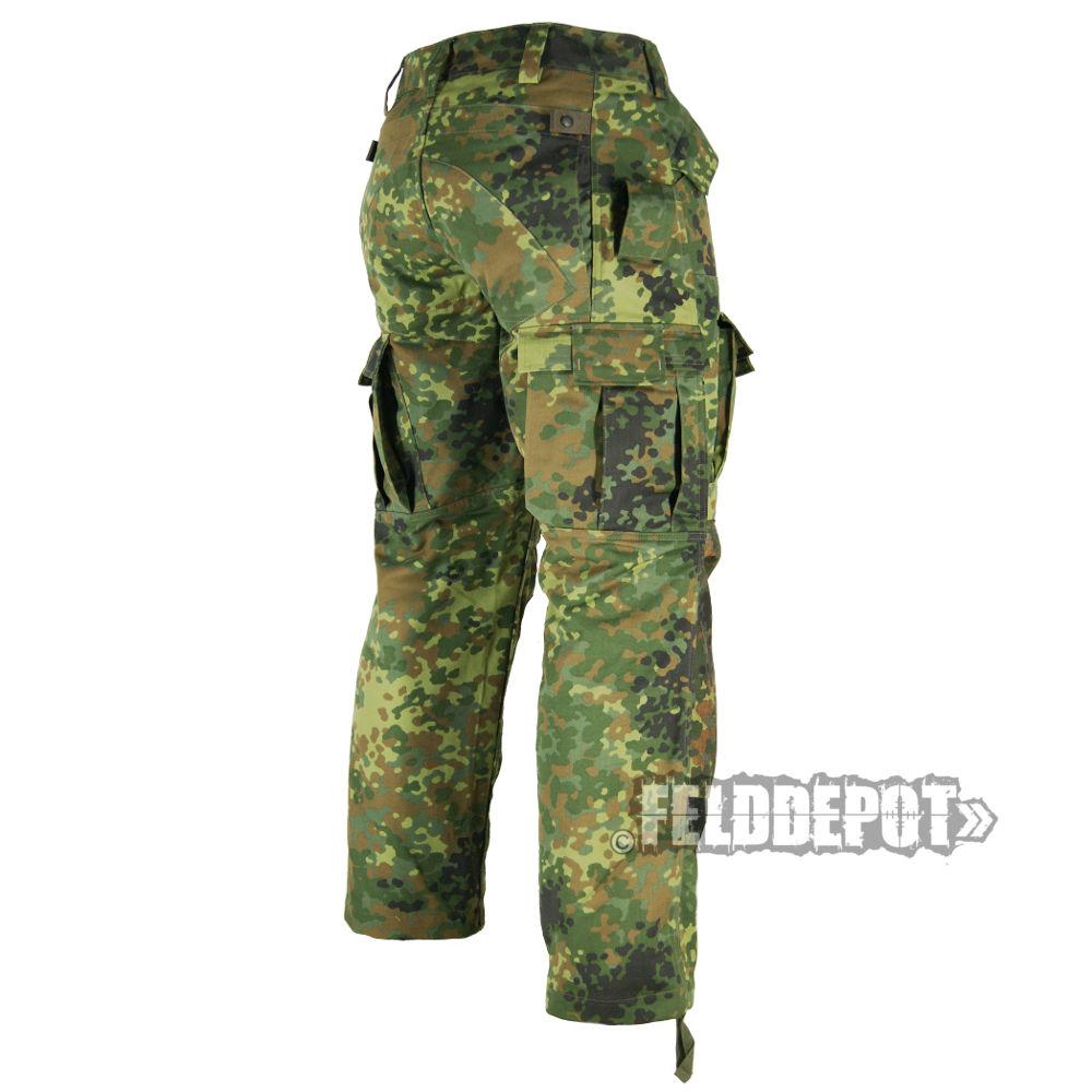 Leo Köhler Combat-Pants - BW Flecktarn | Felddepot